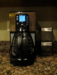 Programmable coffee
