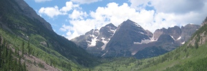Photo by Kanesha B. - Maroon Bells 2009