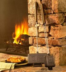 Fireside Cooking Irons